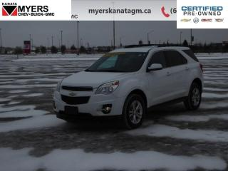 Used 2013 Chevrolet Equinox LT - Bluetooth -  Heated Mirrors for sale in Ottawa, ON