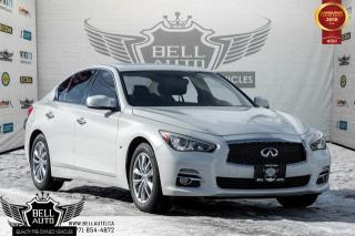 Used 2015 Infiniti Q50 Sport, NAVI W/ MEMORY, BACK-UP CAM, LEATHER, MOONROOF for sale in Toronto, ON