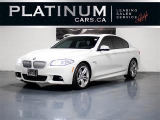 Used 2012 BMW 550i xDrive, M-SPORT, NAVI, CAM, PREMIUM, Tech PKG for sale in Toronto, ON