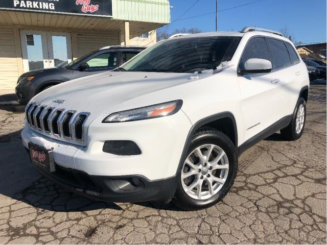 2014 Jeep Cherokee North 4WD Cruise Control