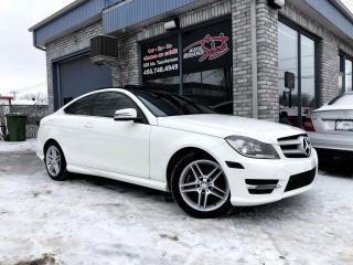 Used 2013 Mercedes-Benz C250 C 250 coupé 2 portes PA for sale in Longueuil, QC
