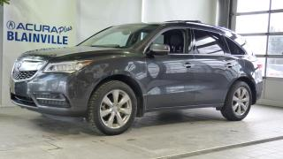 Used 2015 Acura MDX ÉLITE ** SH-AWD ** for sale in Blainville, QC