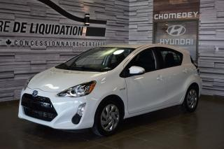 Used 2015 Toyota Prius C for sale in Laval, QC