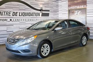 Used 2013 Hyundai Sonata Gl+gr Electrique+a/c for sale in Laval, QC