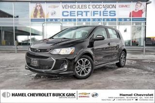 Used 2018 Chevrolet Sonic LT for sale in St-Léonard, QC