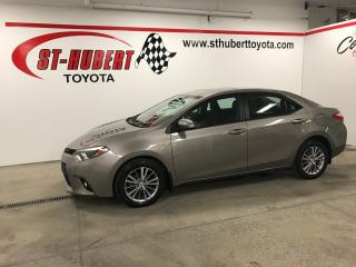 Used 2014 Toyota Corolla Le Eco, T.ouvrant for sale in St-Hubert, QC