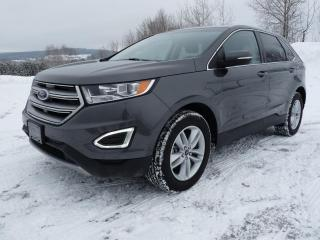 Used 2018 Ford Edge SEL AWD V6 3.5L, JAMAIS ACCIDENTÉ for sale in Vallée-Jonction, QC