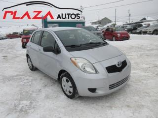 Used 2008 Toyota Yaris LE A/C for sale in Beauport, QC