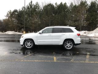 Used 2014 Jeep Grand Cherokee Summit 4x4 for sale in Cayuga, ON
