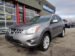 Used 2013 Nissan Rogue S for sale in Kitchener, ON
