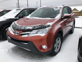 Used 2015 Toyota RAV4 Traction avant 4 portes XLE for sale in Val-David, QC
