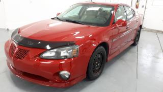 Used 2007 Pontiac Grand Prix Base for sale in St-Hyacinthe, QC