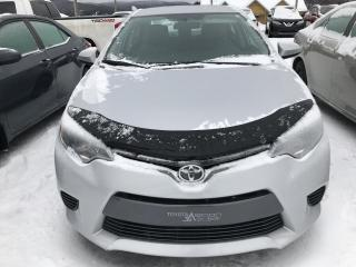 Used 2016 Toyota Corolla LE berline 4 portes CVT for sale in Val-David, QC