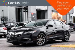 Used 2015 Acura TLX V6 Elite|AWD|Sunroof|Nav|SiriusXM|Keyless_Go|Keyless_Entry|18