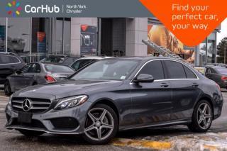 Used 2017 Mercedes-Benz C-Class C 300 AMG.Style.Pkgs Keyless.Go.Pkg LED.Lighting.Pkg 18