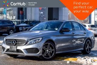 Used 2016 Mercedes-Benz C-Class C 450 AMG AMG.Style.Pkgs Blindspot Parking.Pkg 18
