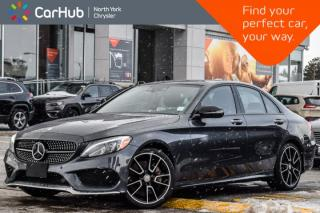 Used 2016 Mercedes-Benz C-Class C450 AMG|Driving,AMGStylePkgs|HUD|Pano_Sunroof for sale in Thornhill, ON