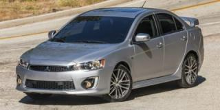 Used 2017 Mitsubishi Lancer ES for sale in Thornhill, ON