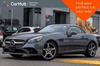 Used 2018 Mercedes-Benz SLC 300 Roadster|Memory,SmartPhone,Sport,AMG-StylingPkgs for sale in Thornhill, ON