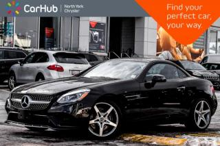 Used 2018 Mercedes-Benz SLC 300 Roadster|AMG_Style,Memory,Sport,Smartphone Pkgs for sale in Thornhill, ON