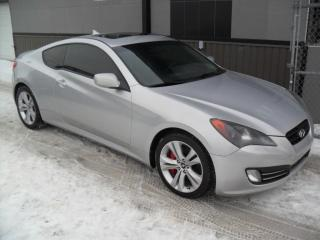 Used 2012 Hyundai Genesis 6 vit TURBO Premium + GARANTIE 3 ans inc for sale in Laval, QC