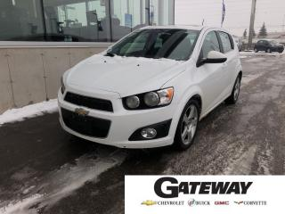 Used 2015 Chevrolet Sonic LT|Sunroof|Remote Start|Heated Seats|Rear cam| for sale in Brampton, ON