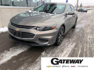 Used 2017 Chevrolet Malibu LT|Leather|Navigation|Sunroof|Rear Camera| for sale in Brampton, ON