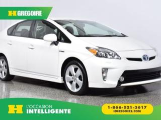 Used 2013 Toyota Prius 5DR HB for sale in St-Léonard, QC