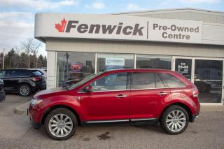 Used 2013 Lincoln MKX 4D Utility AWD for sale in Sarnia, ON