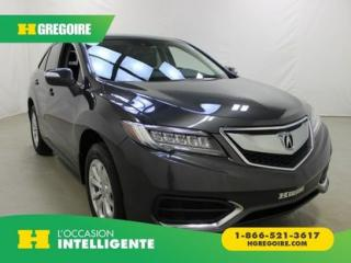 Used 2016 Acura RDX AWD CUIR TOIT for sale in St-Léonard, QC