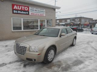 Used 2008 Chrysler 300 Touring  for sale in St-Hubert, QC