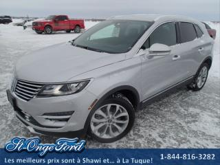 Used 2017 Lincoln MKC SELECT AWD for sale in Shawinigan, QC
