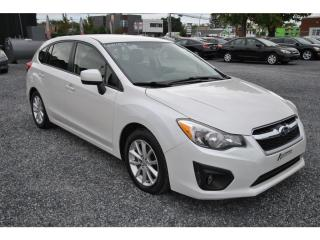 Used 2014 Subaru Impreza Hatch Awd A/c Mags for sale in Île-Perrot, QC