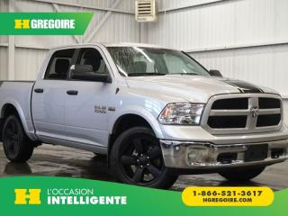 Used 2017 RAM 1500 Outdoorsman Crew for sale in St-Léonard, QC