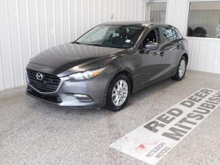 Used 2017 Mazda MAZDA3 GS for sale in Red Deer, AB