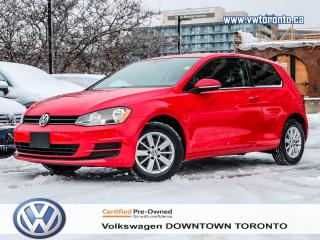 Used 2015 Volkswagen Golf TRENDLINE MANUAL for sale in Toronto, ON