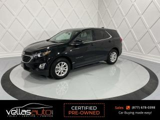 Used 2018 Chevrolet Equinox LT| REMOTE START| HEATED SEATS| RCAMERA for sale in Vaughan, ON