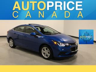 Used 2018 Chevrolet Cruze LT Auto BACK UP CAM|MOONROOF|BLUETOOTH for sale in Mississauga, ON