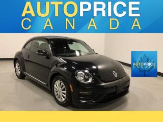 Used 2017 Volkswagen Beetle 1.8 TSI Trendline BACK UP CAMERA|BLUETOOTH for sale in Mississauga, ON
