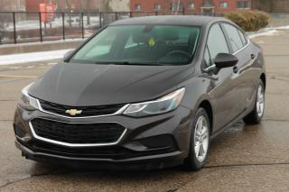 Used 2017 Chevrolet Cruze LT Auto 1-Owner | NO accidents  |CERTIFIED for sale in Waterloo, ON