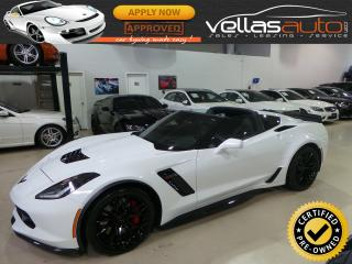 Used 2019 Chevrolet Corvette Z06 COUPE| 7SPD| 2LZ| COMPETITION SEATS for sale in Vaughan, ON