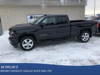 Used 2018 Chevrolet Silverado 1500 for sale in Rivière-Du-Loup, QC