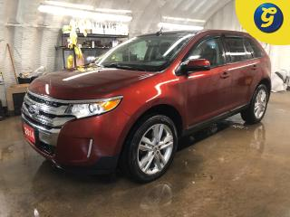 Used 2014 Ford Edge Navigation * Panoramic Sunroof/Sky View *  Reverse camera * Ford SYNC Microsoft * Voice recognition * Phone connect * Push button ignition * Passive e for sale in Cambridge, ON