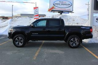 Used 2016 Toyota Tacoma TRD Sport for sale in St. John's, NL