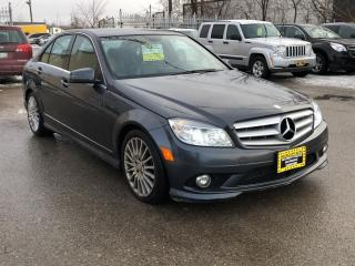 Used 2010 Mercedes-Benz C-Class 4dr Sdn C 250 4MATIC for sale in Oakville, ON