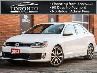 Used 2013 Volkswagen Jetta GLI 4dr Sdn Manual for sale in North York, ON