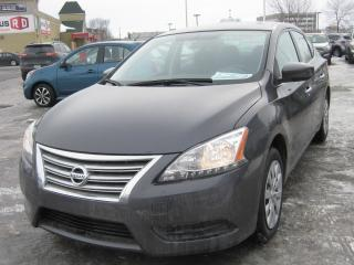 Used 2014 Nissan Sentra S for sale in St-Hyacinthe, QC