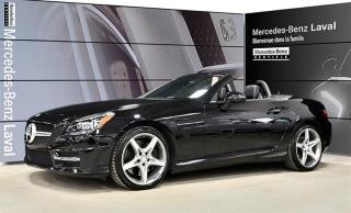 Used 2015 Mercedes-Benz SLK350 Roadster Roadster Edition for sale in Laval, QC