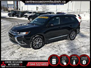 Used 2016 Mitsubishi Outlander ES PREMIUM AWC CUIR TOIT 2.4L for sale in St-Jérôme, QC