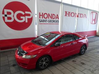 Used 2010 Honda Civic DX for sale in St-Georges, QC